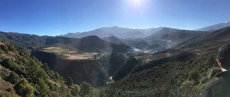 Hoher Atlas, Wüstensafari Marokko
