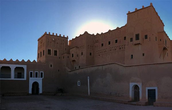 Kasbah Taouirt, Ouarzazate