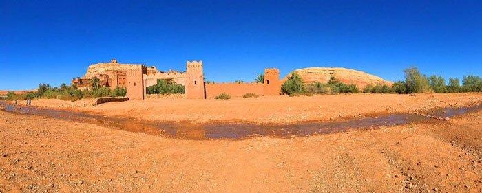 Ait Benhaddou, Wüstentour Marokko