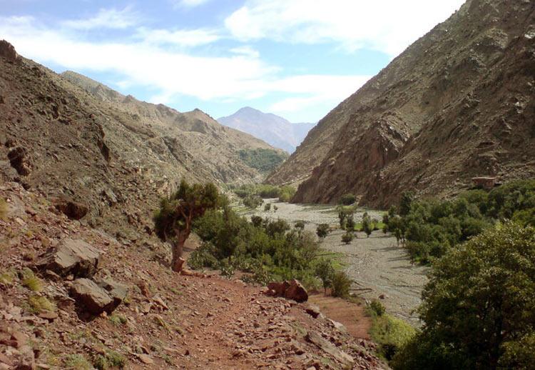 Trekking von Imlil nach Setti Famta
